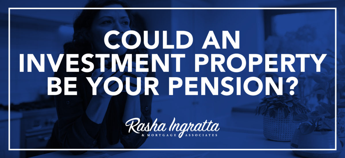 Could an investment property be your pension